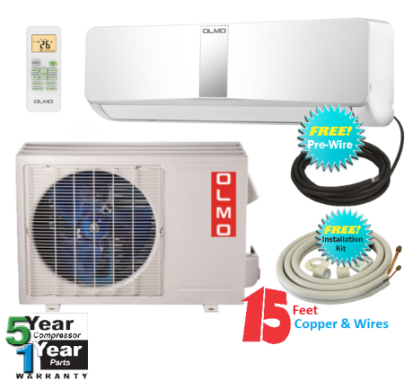 Ductless Heating And Cooling Systems Reviews Mini Split