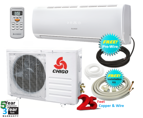 types of air conditioning systems pdf | Mini Split AC in the USA