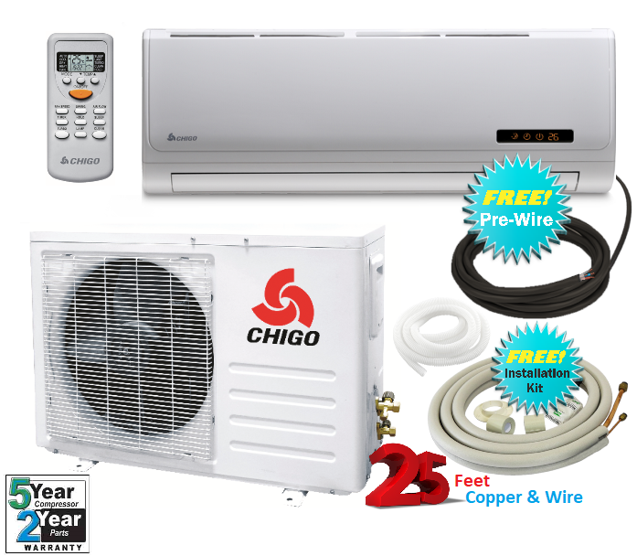 split air conditioner installation mini split ac in the usa1515083143768_chigo16seersystemcompleteupdate2 tags ductless air conditioner