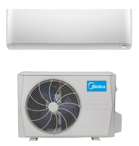 Midea 9000 Btu 40 SEER in Minisplitwarehouse com | Mini